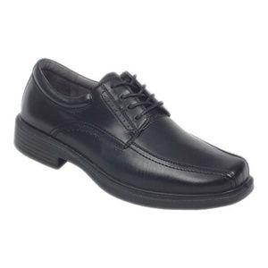 Deer Stags Williamsburg Oxford Black Dress Shoes